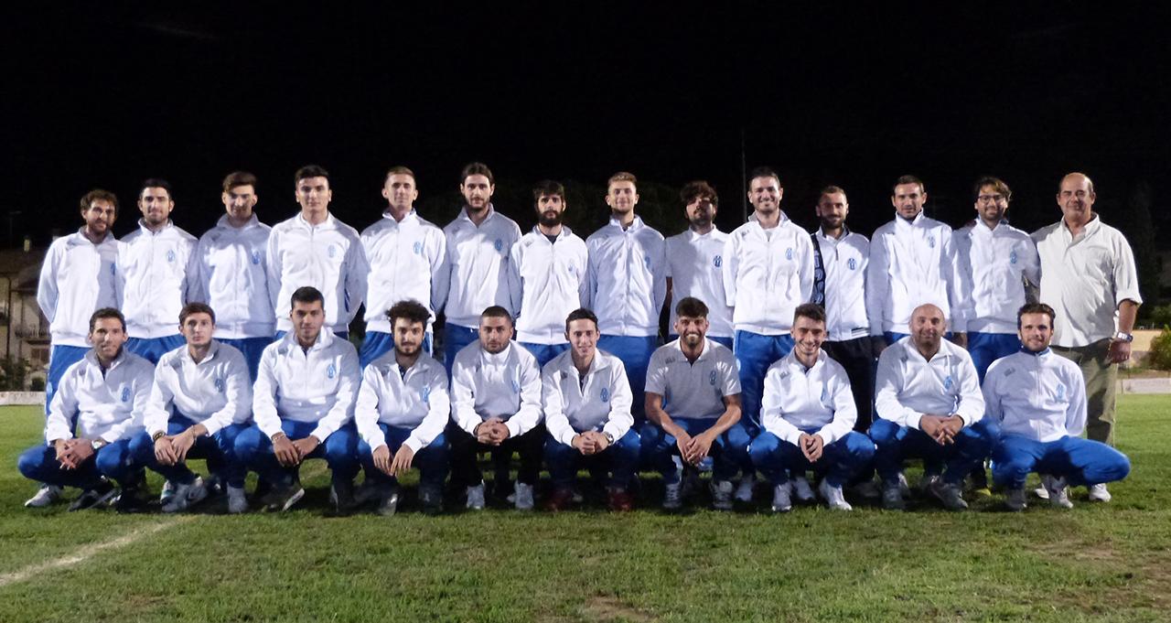 Prima-squadra-Seconda-Categoria-CSD-1909-Poggio-a-Caiano