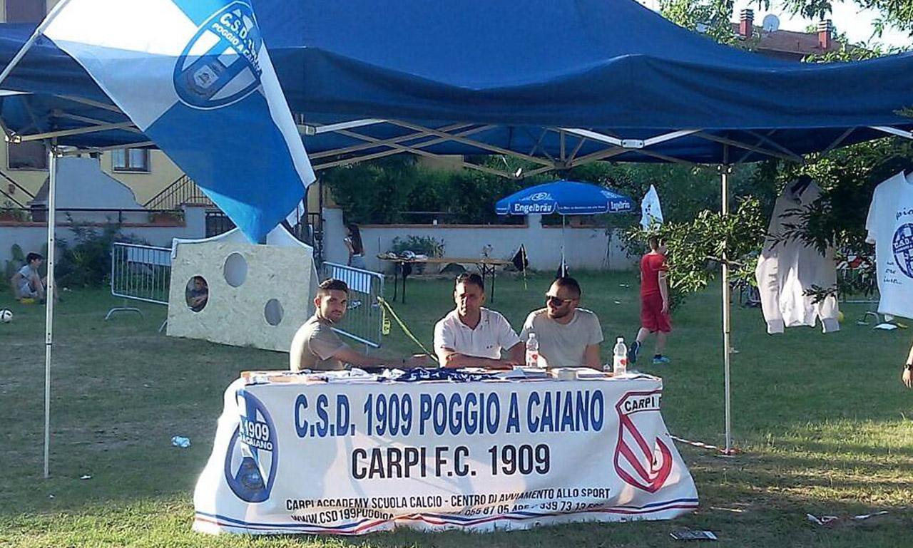 Carpi Camp - 2017 CSD-Poggio a Caiano